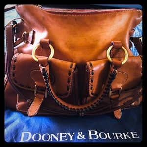 Dooney & Bourkey satchel purse